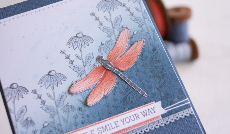 By Teneale Williams Dandy Garden Stampin Up