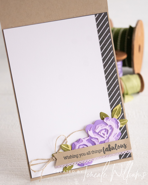 By Teneale Williams Stampin Up Beautiful Brushstrokes Dies with True Love DSP case of Jay Soriano of Mitosu Crafts