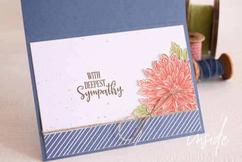 By_Teneale_Williams_Delicate_Dahlias_Stamp_Set_Sale-A-Bration_Stampin_Up_Blends_Card_Gold