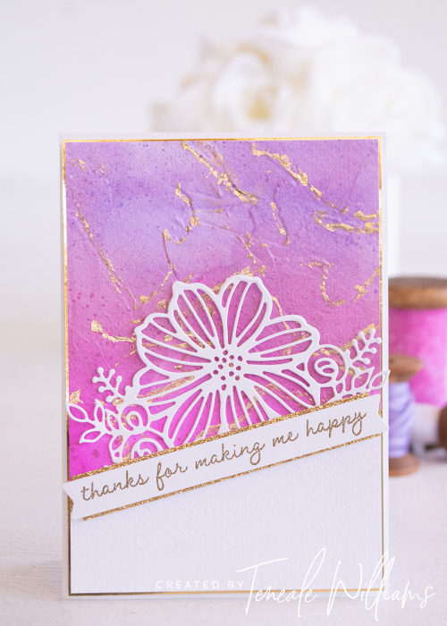 Stampin_Up_card_By_Teneale_Williams_artistic_dies_Blends_Background_technique