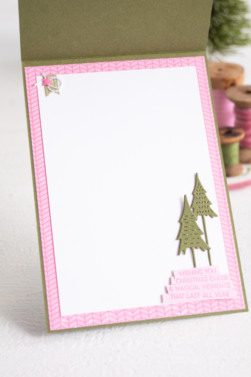 By Teneale Williams Whimsical Trees Stamp set Christmas Trees Dies WHIMSY & WONDER SUITE COLLECTION