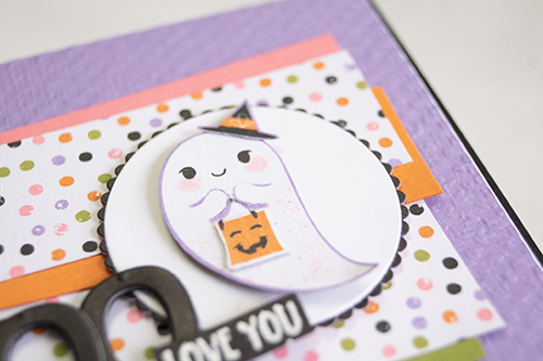 Teneale Williams cute-halloween DSP Stampin up treat ideas and card 2021